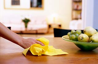 Lone Wolf Cleaning Business And Residential Cleaning